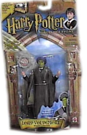 Harry Potter Green Faced Lord Voldemort