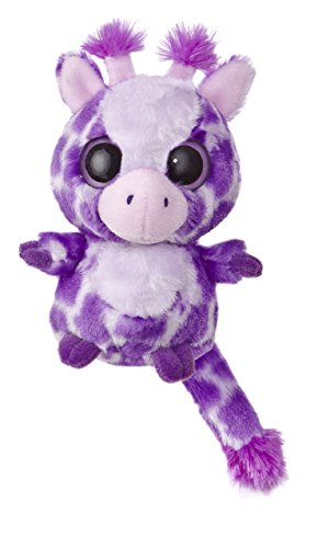 Aurora World YooHoo and Friends/Purple Topsee Plush - 1