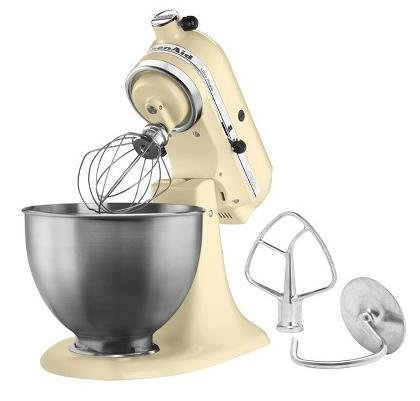 KitchenAid Ultra Power Stand Mixer (Cream Kitchenaid Mixer compare prices)