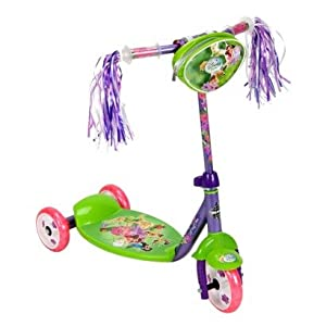 Click to buy Huffy Disney Fairies Girl's Kick Scooter - Green (6