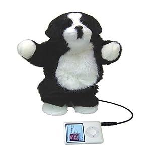 Cobra Digital Dancing Dog Speaker BLACK WHITE
