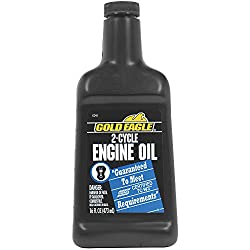 Gold Eagle CO15 2-Cycle Engine Oil (473 ml)