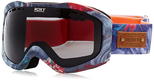 Roxy Sunset Art Seri máscara de esquí/snowboard rosa