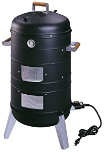 Meco 5030 Electric Grill and Combination Water Smoker