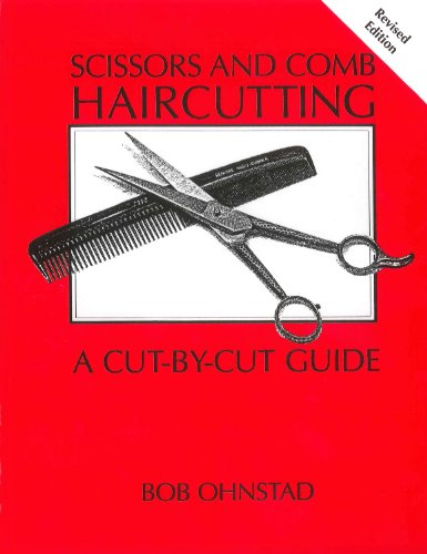 Scissors and Comb Haircutting: A Cut-by-Cut Guide