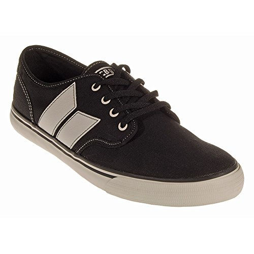 Macbeth Mens Langley Black/Cement Shoes