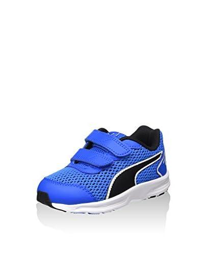 Puma Sneaker Descendant V4 V Inf blau/schwarz