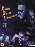 CSI: Crime Scene Investigation - Las Vegas - Season 1 Part 2 [DVD] [2001]