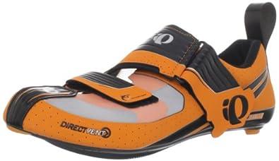 Pearl Izumi Uni Unisex Tri Fly Octane Shoes Orange / / EU 48