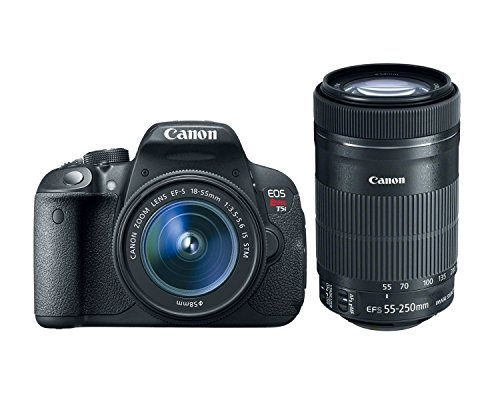Canon EOS Rebel T5i with Special Offers