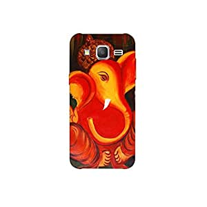 samsang grand prime nkt10_r (3) Mobile Case by Mott2 -Ekadanta Ganesha- Singl... (Limited Time Offers,Please Check the Details Below)
