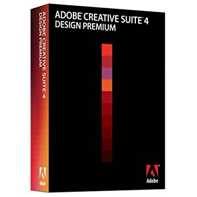 Adobe Creative Suite 4 Design Premium Upsell [Mac] (Spanish)