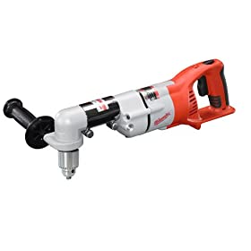 Bare-Tool Milwaukee 0721-20 V28 28-Volt Lithium-Ion  1/2-Inch Cordless Right Angle Drill/Driver Kit (Tool Only, No Battery)