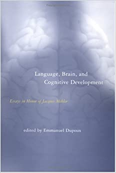 Language, brain, and cognitive development | mit