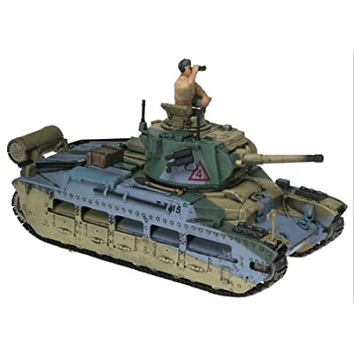 Infantry Tank Mk. II El-Alamein, 1942 1:32 Scale Die Cast Tank