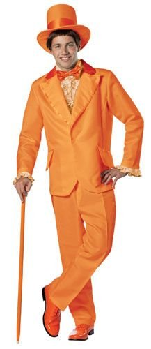 Dumb and Dumber-Lloyd Tuxedo Plus Costume