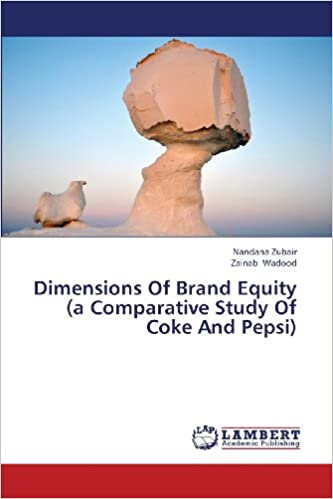 comparative study on pepsi and coke Comparative brand analysis of pepsi and coca-cola 1  pepsi and coca-cola for this study the reason  coke wants to maintain the size of.