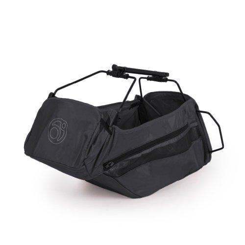 Orbit Baby G3 Stroller Cargo Basket, Black front-316556