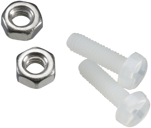 Aquacraft Nylon Break-Away Bolts and Nuts Rio EP - 1