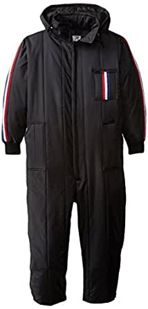 Amazon.com: Black Snow Ski & Rescue Insulated Suit