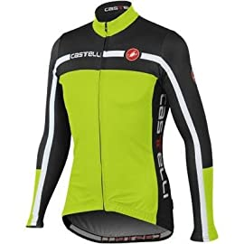 Castelli 2012/13 Men's Velocissimo Equipe FZ Long Sleeve Cycling Jersey - A12510