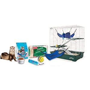My First Home Ferret Kit