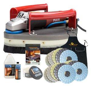 Flex Lcp1703vr Planetary Polisher Package For Polishing