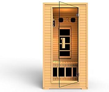 JNH Lifestyles Vivo 1-2 Person Far Infrared Sauna