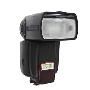 WANSEN WS-560 Universal Flash Speedlite Speedlight for Nikon Canon Olympus Pentax D3100 D5100 1D 5DII 5DIII 50D With PC port, Super Speed Charging Recycle