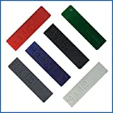 Plastic Window Glass Glazing Spacers Packers - 1000 Mixed Pack