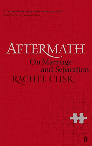 Aftermath: On Marriage and Separation