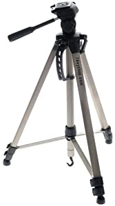 7dayshop Tripods - Full Size, Full Featured Tripod with Shoulder Case - Great for Slefies - Works with 99% of Cameras Incl. Compact and DSLR. Also Canon EOS, Nikon, Panasonic, Sony, Olympus, Sony, Minolta, Pentax etc.