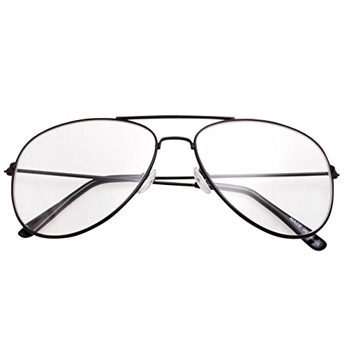 b4501293e49 Clear Glasses Non-prescription Fashion Eyeglasses