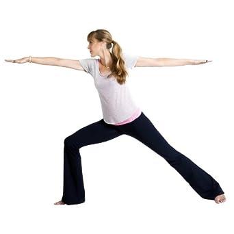 TallWater Jeans Women's Tall Brooke II Yoga Pant Navy
