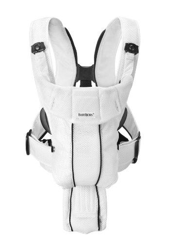 BABYBJORN Carrier Active 婴儿背带 白色、深蓝 $69.99(约¥520)