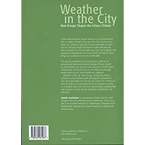 Weather in the City: How Design Shapes the Urban Climate