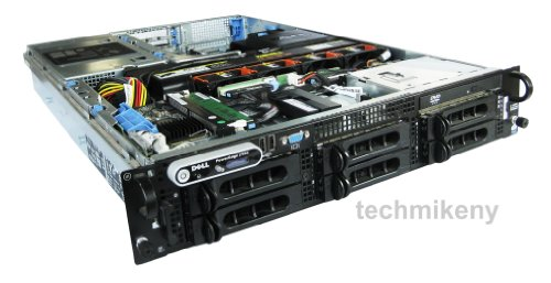 Dell PowerEdge 2950 III 3 Server 2x2.66GHz E5430
