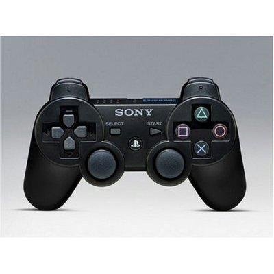 New Sony Dualshock 3 Ps398050 Wireless Game Pad Wireless Bluetooth Usb Playstation 3 Practical