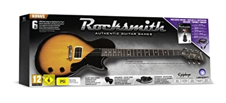 Rocksmith - Gitarren Bundle (Inkl. Kabel) [AT PEGI]