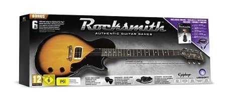 Rocksmith - Gitarren Bundle (Inkl. Kabel)