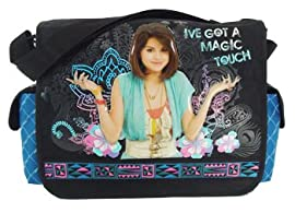 Wizaeds of Waverly Place Messenger Bag V2 - Salina Messenger Bag - Magic Touch