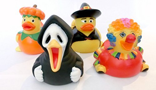 Halloween Rubber Ducks Assortment [4] - 1