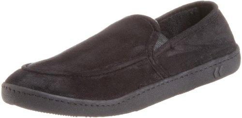 Cheap Isotoner Men's Microsuede Slipper (B004VKBG3U)