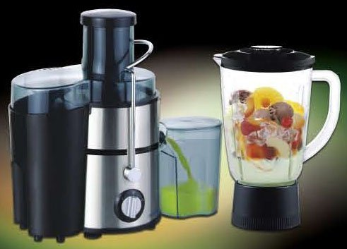 Frigidaire FD5181 Juice Extractor/ Blender, OVERSEAS USE ONLY, WILL NOT WORK IN THE US (Juicer Will Not compare prices)