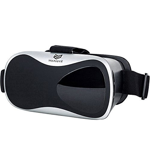 WEAREVR-ET1-VR-3D-Virtual-Reality-Headset-Glasses-For-Smartphones-Compatible-With-100-Smartphone-which-screen-size-from-35-Inch-to-6-Inch-iPhone-4-to-iPhone-6-Plus-Samsung-HTC-Google-Moto-LG