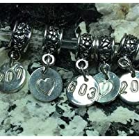 603 Sterling Silver Charm