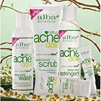 Alba Botanica Natural Acnedote Deep Clean Astringent, 6 oz. brought to you by Alba Botanica