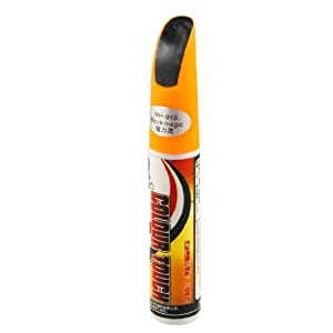 Car Auto Scratching Repair Touch Up Paint Pen Black Magic from Sourcingmap