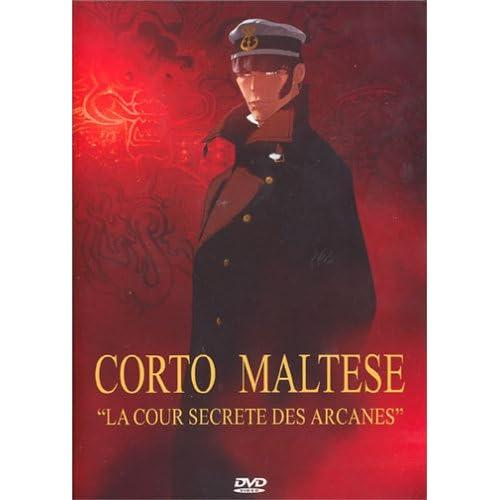 Corto Maltese   La Cour Secrete des Arcanes preview 0