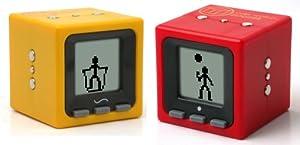 Radica Cube World Dodger & Whip Interactive Game